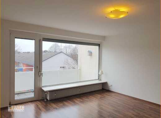 Charmante Wohnung mit Einbauküche, Balkon und eigenem Garten am grünen Gürtel von Resse.