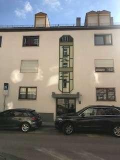 Nh. Theresienwiese ! Herrlich ruhige und sehr gepflegte 2-Zi.-Whg, Hochparterre, Loggia, möbliert in Sendling (München)