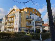 3-Zimmer-Wohnung mit 2 Balkone ruhige
