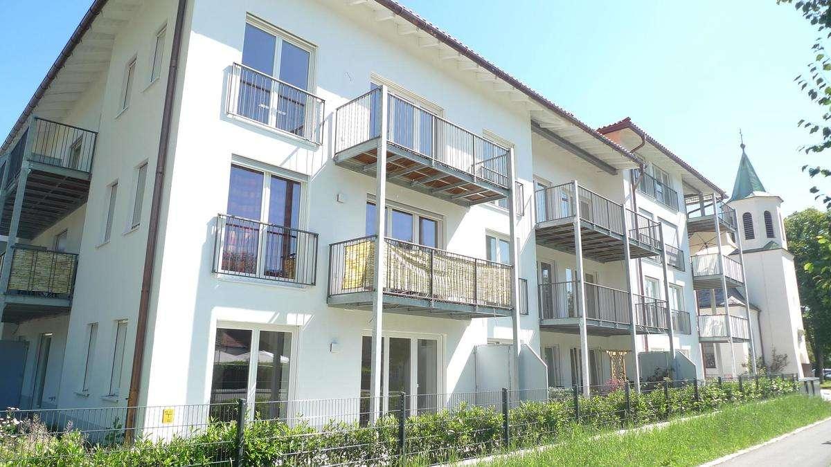 Exklusive 3-Zimmer-Wohnung am Kurpark von Bad Tölz in