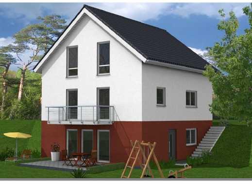 Freistehendes Neubau Ein-/Zweifamilienhaus - Viel Platz für die ganze Familie