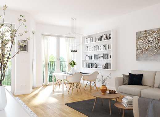 Hier können Sie ihre Lebensziele verwirklichen! 3-Zimmer-Wohnung auf ca. 91 m² mit 2 Balkonen