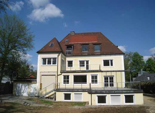 Absolute Bestlage Gräfelfing - entkernte Altbauvilla mit 6 freien Wohnungen zur Sanierung von Privat