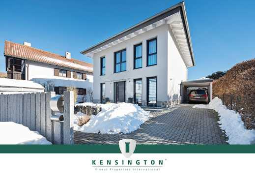 Modernes Einfamilienhaus mit Walmdach in Planegg