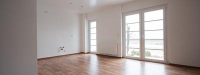 Moderne, neuwertige 2-Zimmer-Wohnung mit Terrasse in Minden