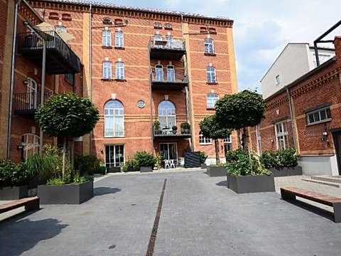 Exklusive 4 1/2 - Zimmer - Loft - Wohnung im Baudenkmal