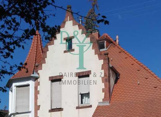 Denkmalgeschützte Jugendstilvilla im Dornröschenschlaf !