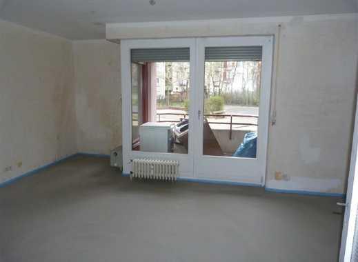 ++Hell und mit Balkon++Wohnberechtigungsschein erforderlich++