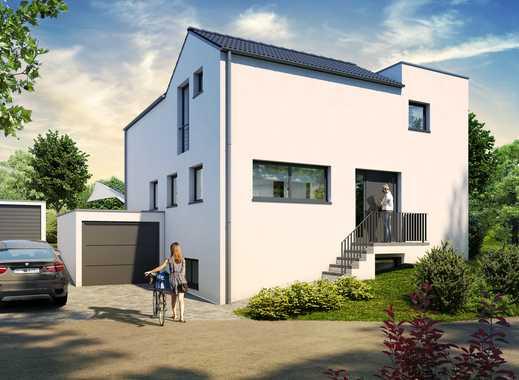 Neubau: Einfamilienhaus in bevorzugter Lage von Mettmann-Metzkausen