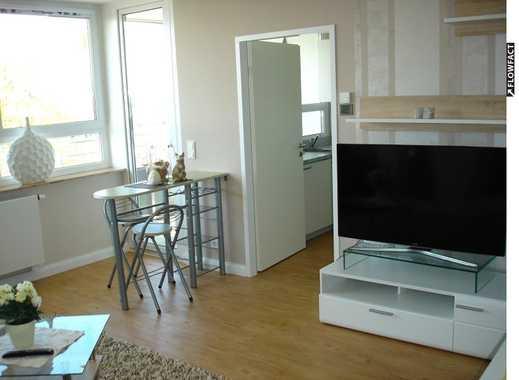 Modern sanierte 1,5-Zimmer-Wohnung inkl. Aufzug & Tiefgaragenplatz - auf Wunsch möbliert!