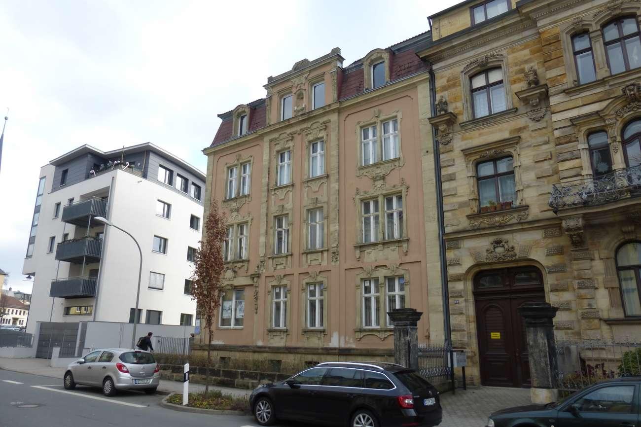 Großzügige 4- Zimmer-Wohnung -  Ideal als WG geeignet in Gartenstadt/Wendelhöfen (Bayreuth)
