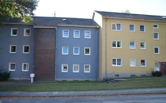 hwg - Balkonwohnung im Erdgeschoss zu vermieten!