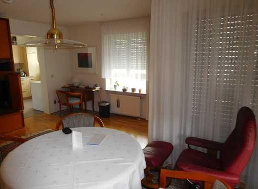 Seniorenbetreute, gepflegte 2-Zimmer-Wohnung mit Balkon und EBK in Ulm