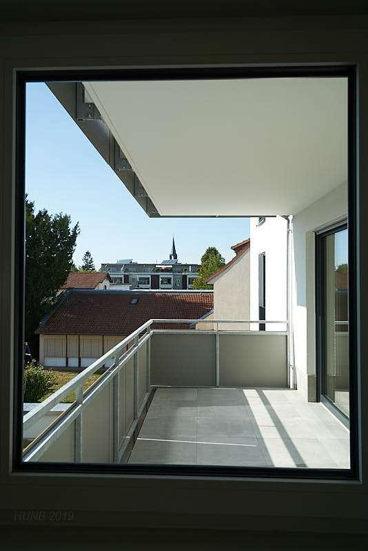 Erstbezug: exklusive 3-Zimmer-Wohnung mit Balkon in Aschaffenburg in Stadtmitte (Aschaffenburg)