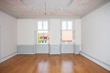 Topsanierte 3-Zi.-Wohnung in einem außergewöhnlichen barocken Stadthaus zu vermieten in Schwabach-Innenstadt
