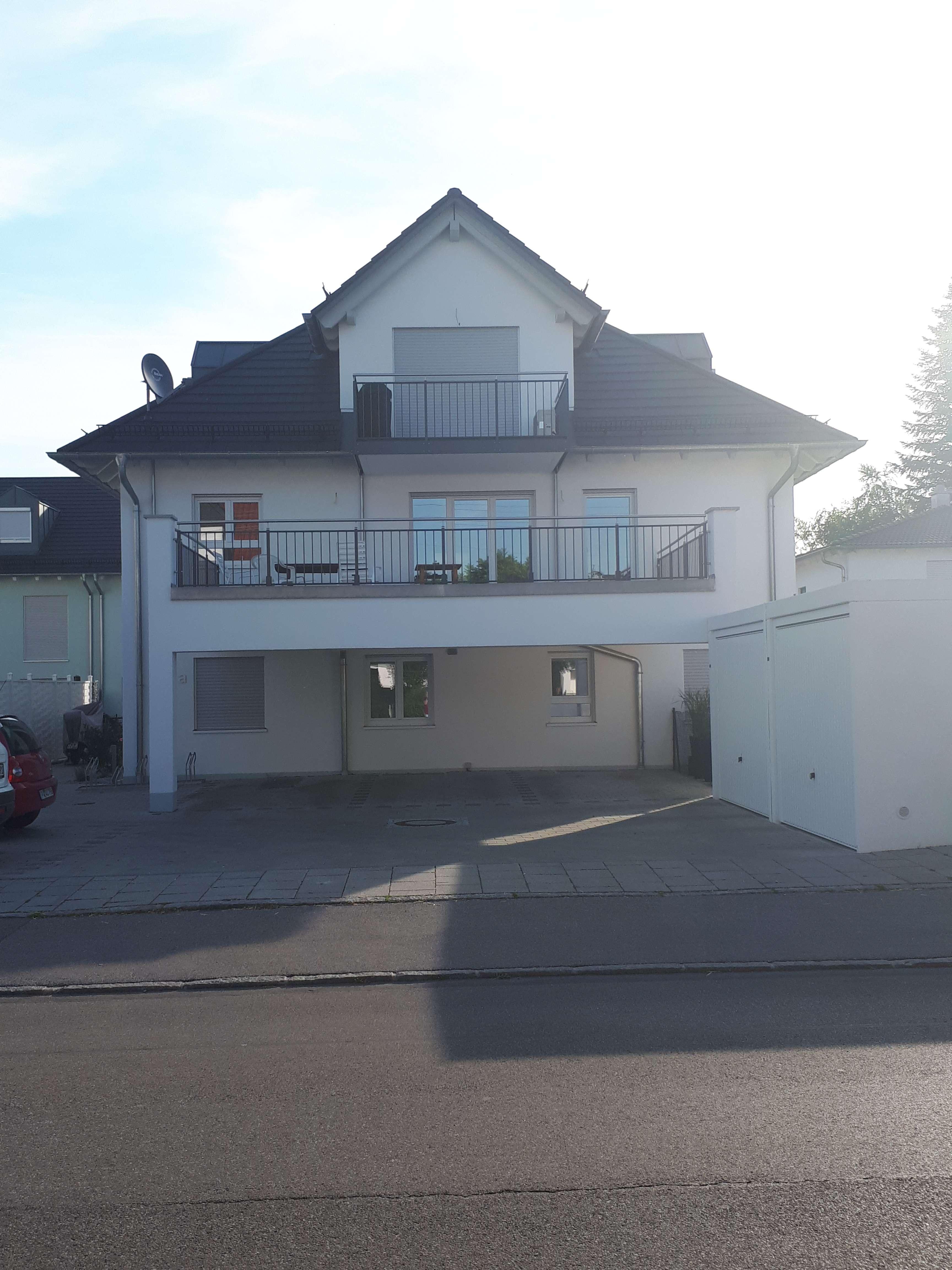 Schöne 5-Zimmer Wohnung in Olching in ruhiger zentraler Lage ab 1.10.19 zu vermieten, Baujahr 2017 in Olching