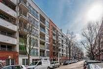 geräumig & möblierte 3-Raum Wohnung Berlin Friedrichshain, Besichtigung nach Vereinbarung