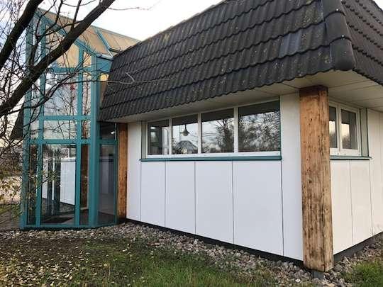 Architekten Bürohaus * Verkaufsfläche * Praxisfläche * Arbeitsstätte **direkt am E-Center Zerbst**