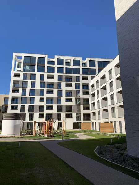 2-Zimmer-Wohnung in Pasing -geänderter Grundriß in Obermenzing (München)