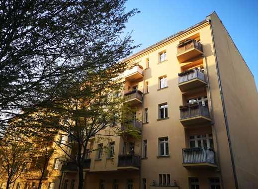 Traumwohnung in bester Lage! Große 2-Zimmerwohnung mit Balkon und Fahrstuhl in Prenzlauer Berg