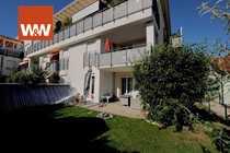 3-Zimmer-Erdgeschosswohnungen mit sonnigem Garten zwei