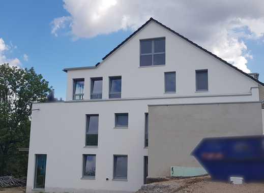 Schlüsselfertig errichtetes Neubau-4-Familienhaus in fantastischer Lage mit Weitblick