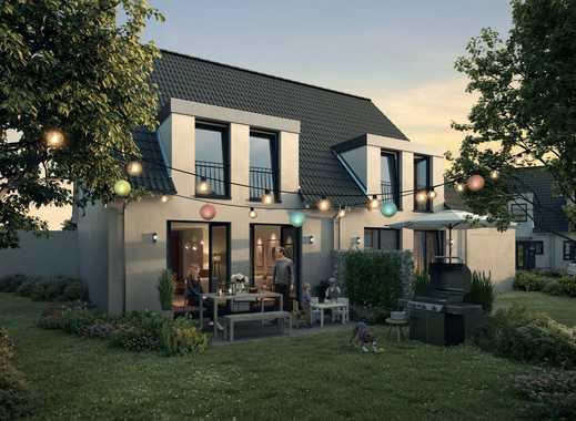 Viel Platz für Ihre Familie in heller Doppelhaushälfte in Duisburg