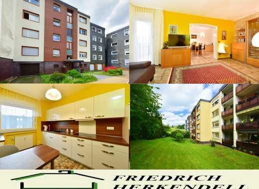 Süd-West-Loggia + Einbauküche möglich + Bad mit Dusche und Wanne + guter Zustand + ruhige Wohnstraße