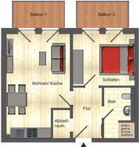 Wohnungen und Ferienappartements direkt vom