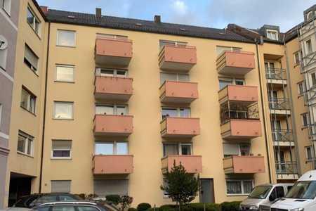 3-Zi.-Wohnung mit Balkon in Nürnberg - ab sofort - 1. Monat mietfrei bei Selbstrenovierung in Steinbühl (Nürnberg)