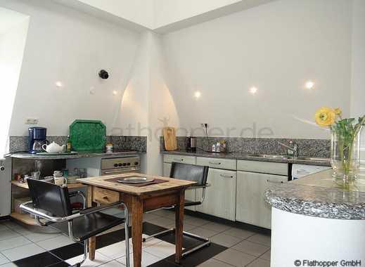 Exklusive 3-Zimmer-Loftwohnung mit Loggia und Dachterrasse in München - Neuhausen