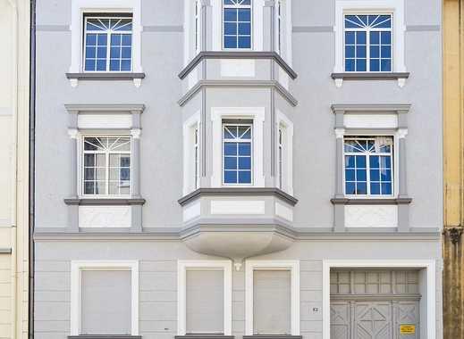 Altbau-EG-Wohnung in ruhiger Seitenstraße! Sofort bezugsfertig!