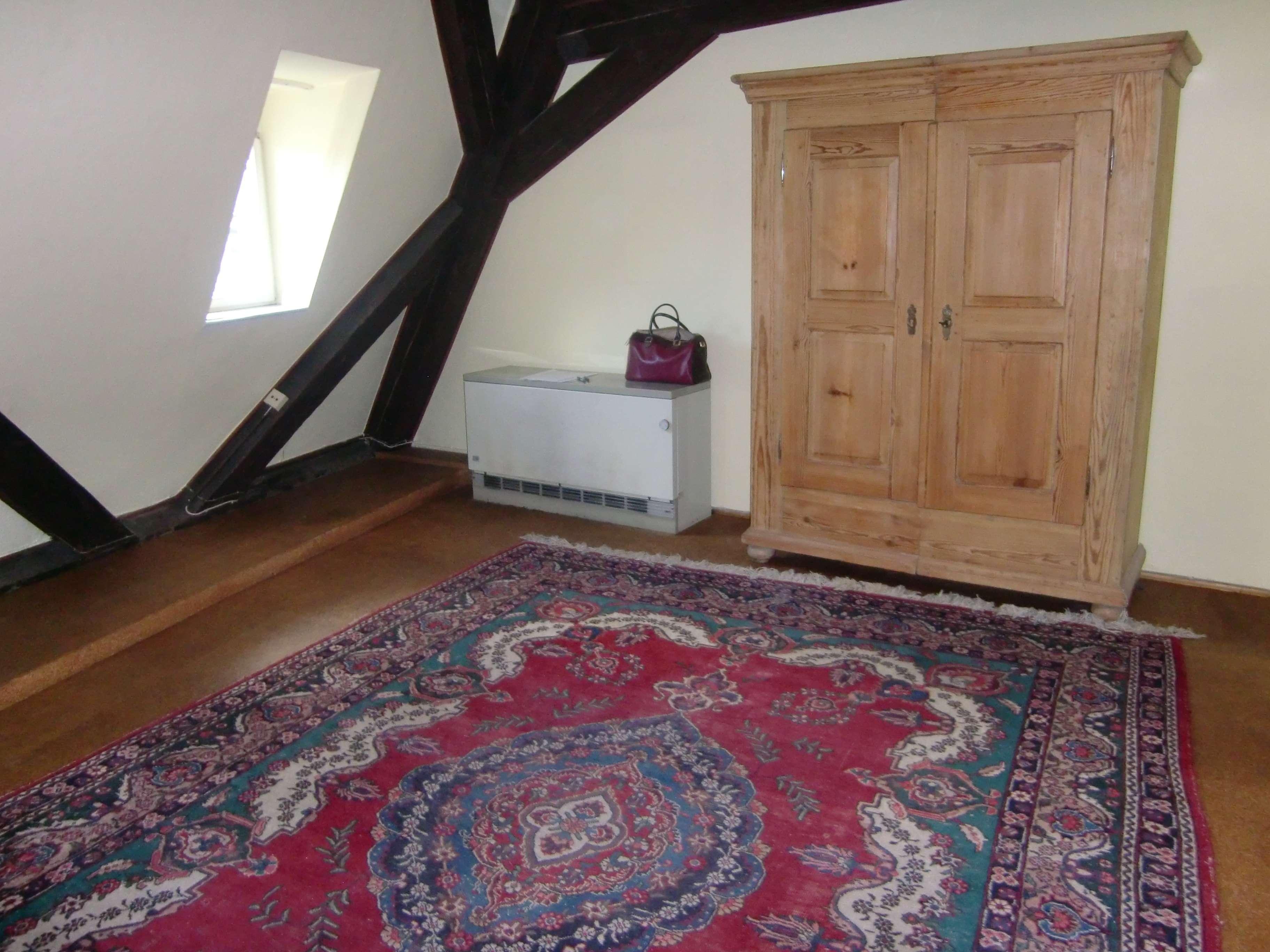 Bamberg-Zentrum: schöne 1-Zi.-DG-Wohnung in historischen Ambiente in Berg (Bamberg)