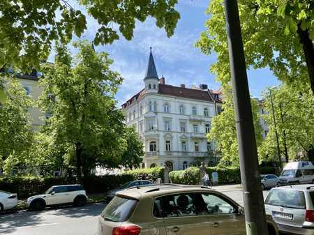 Jugendstil * Neuhausen * 4 Zimmer WG-geeignet in Neuhausen (München)