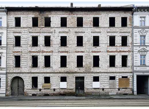 AUKTION - Bereits entkerntes ehem. Mehrfamilienhaus in der Lebuser Vorstadt