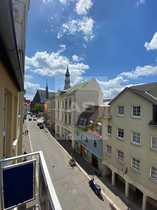 Cityschnäppchen mit Balkon
