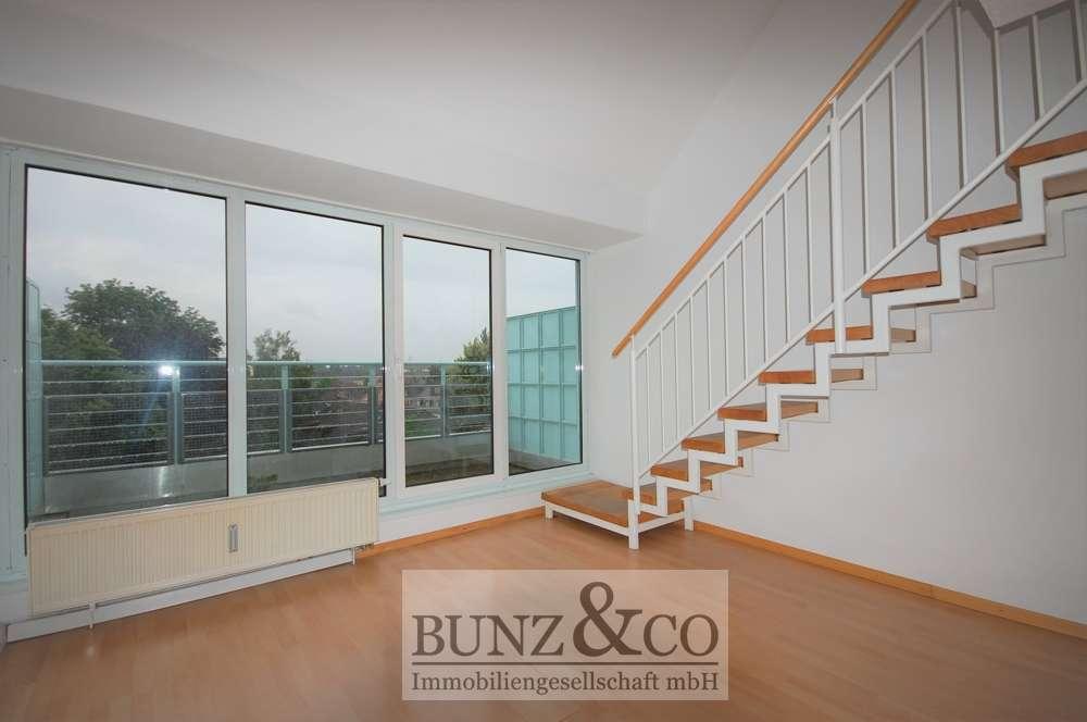 1,5-Zimmer-Dachgeschosswohnung mit Alpenblick!