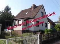 Bild Haus mit Keller, Garage und Baugrundstück zu verkaufen  !!!!