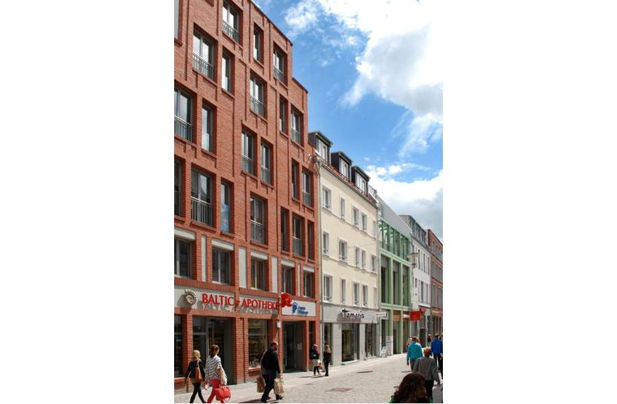 Ladenstraße