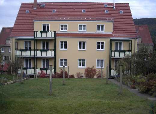 Hübsche Zweiraumwohnung mit Balkon und Garten auf dem Raschelberg