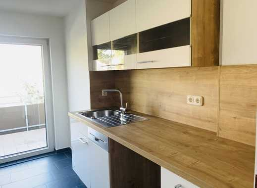 Wunderschöne 2-Raum-Wohnung mit EBK, Balkon und Stellplatz!