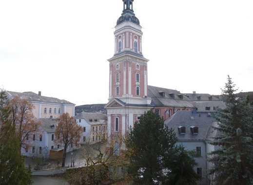 Dachgeschoß-Wohnung im Zentrum von Greiz