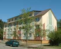 günstige 3-Raum-Wohnung ohne Verkehrslärm