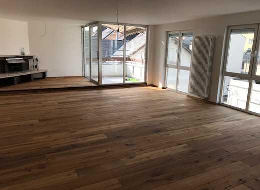 Erstbezug nach Sanierung: attraktive 4-Zimmer-Wohnung mit Balkon in Bad Nauheim