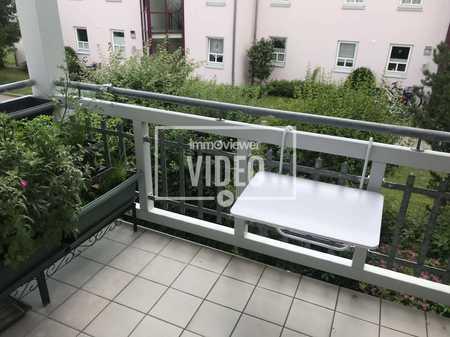 Gepflegte 3,5 Zimmer-Wohnung in guter Stadtlage von Mindelheim in Mindelheim