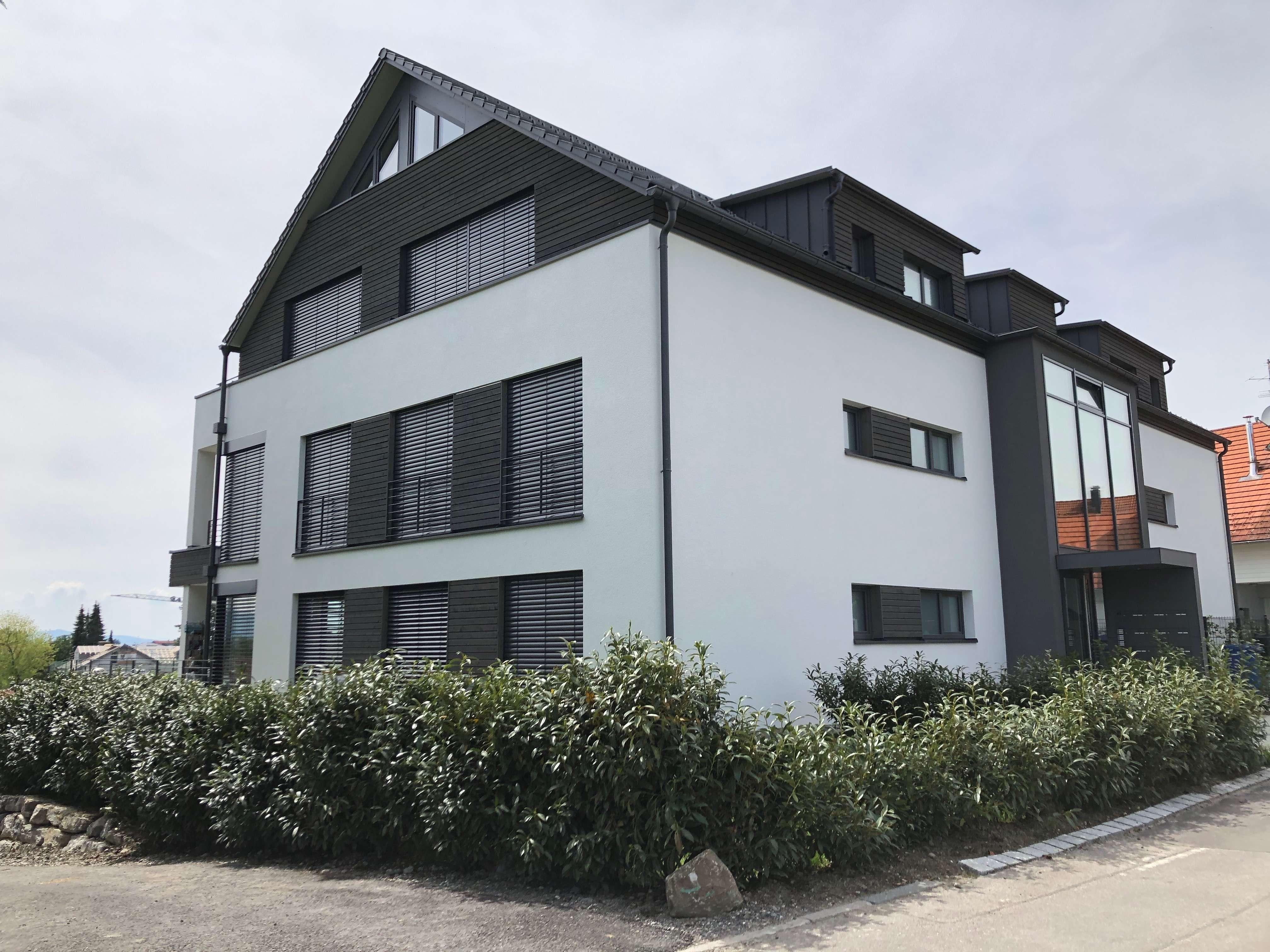 Exklusive & repräsentative Maisonette-Wohnung mit Terrasse / See- und Bergsicht / Erstbezug in Bodolz
