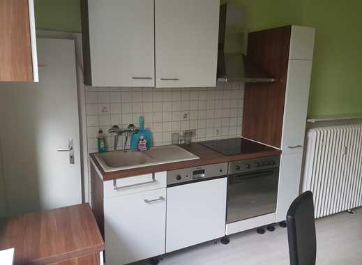 Zentrumsnah - Möblierte, neuwertige 2-Zimmer-Wohnung mit Einbauküche in Bochum