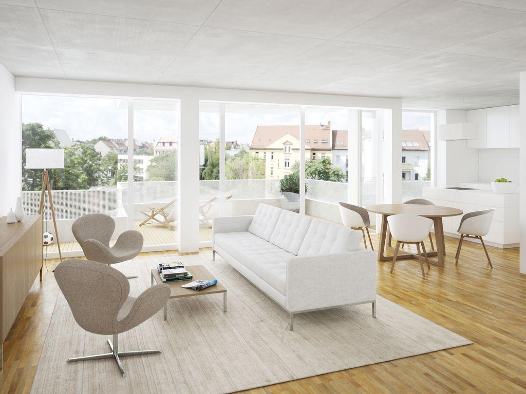 Beispiel Wohnraum