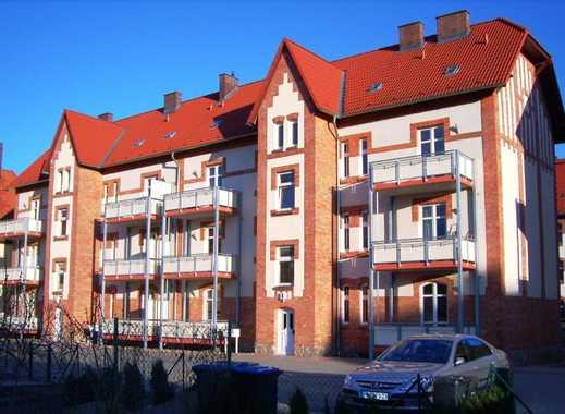 Sonnige 2-Raum-Wohnung mit großem Balkon