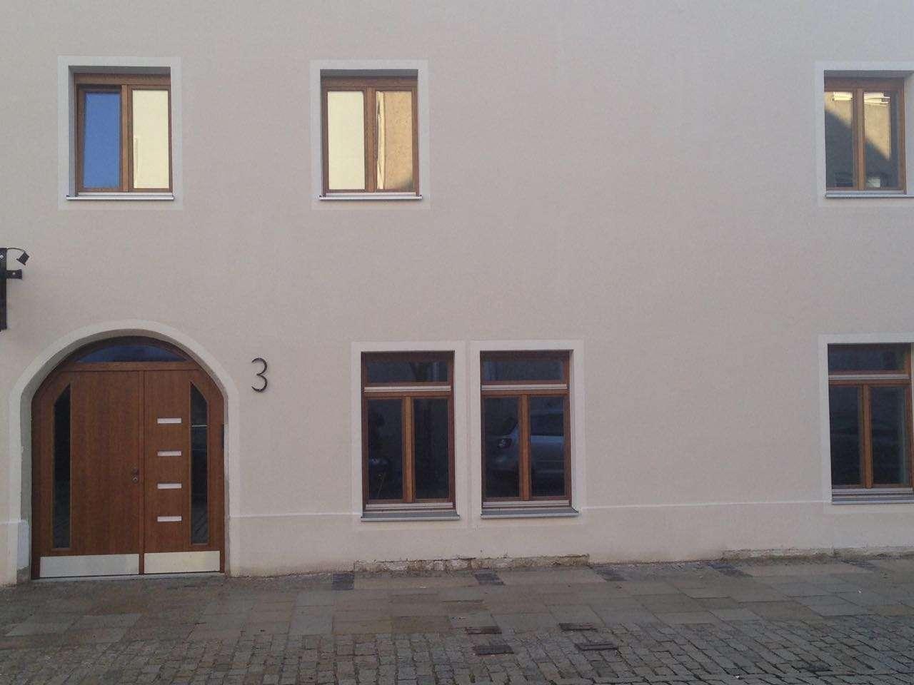 2 Zimmer Erdgeschoss-Wohnung